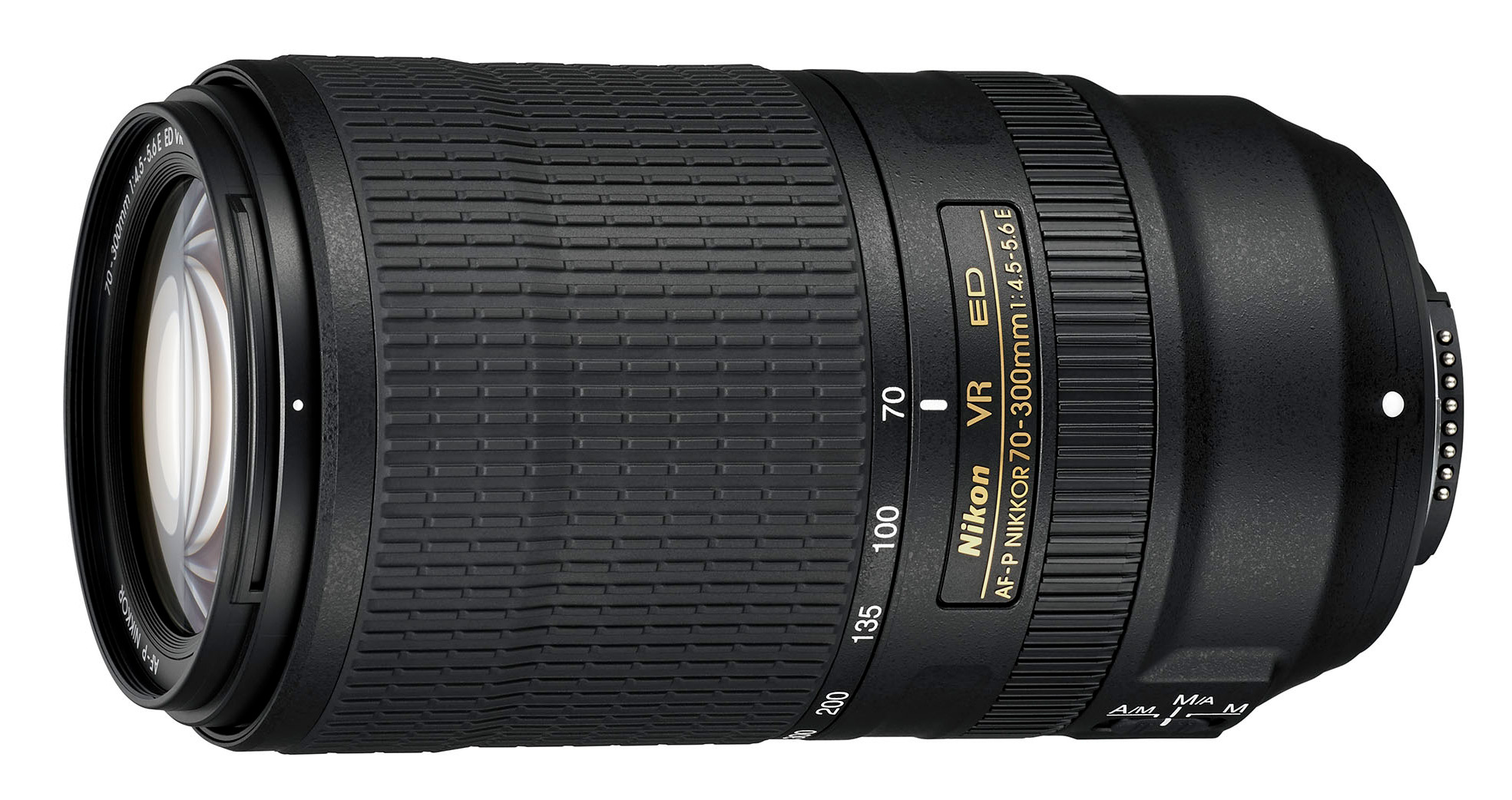 Nikon The new 70–300mm f/4.5-5.6E ED VR
