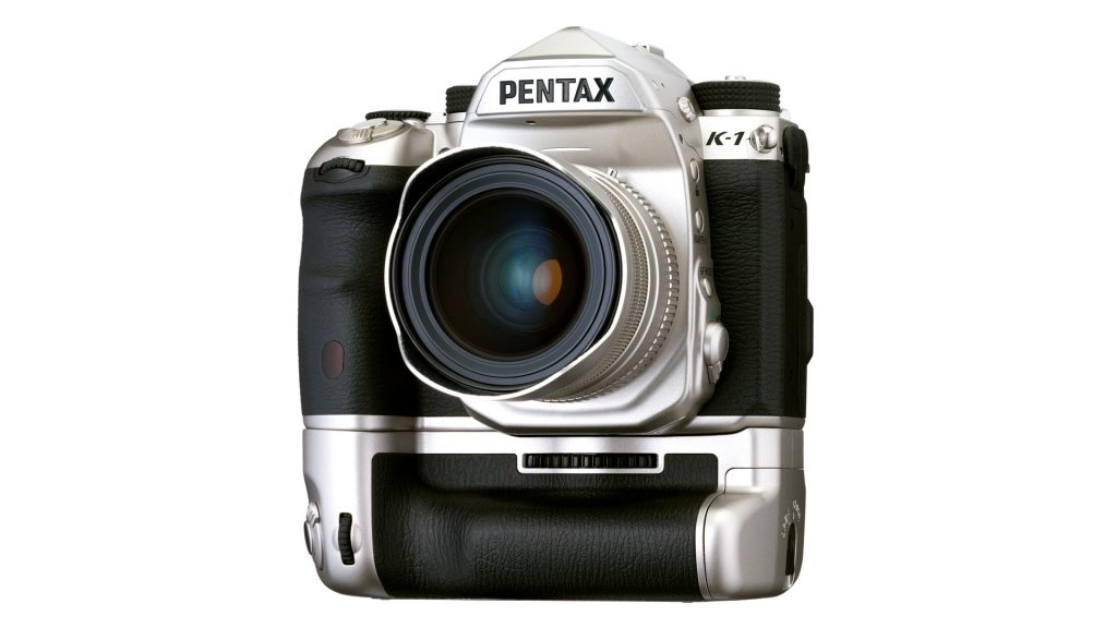Pentax K-1 Silver edition