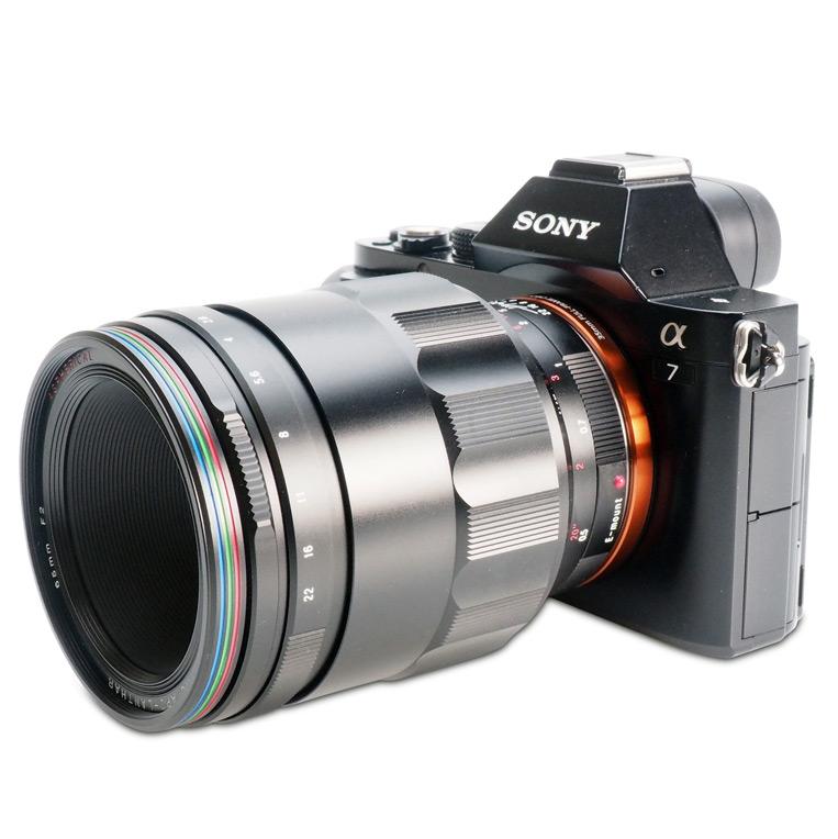 Voigtländer 65mm f/2 macro